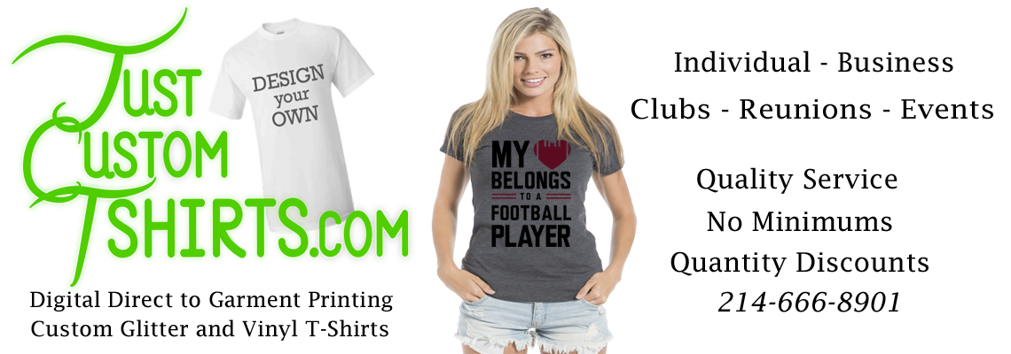 Custom T-Shirts - Design Your Own Online